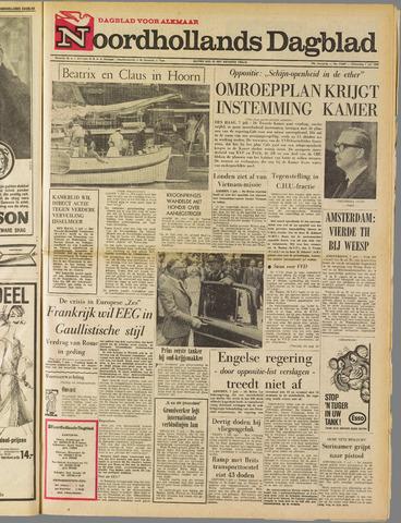 Noordhollands Dagblad : dagblad voor Alkmaar en omgeving 1965-07-07