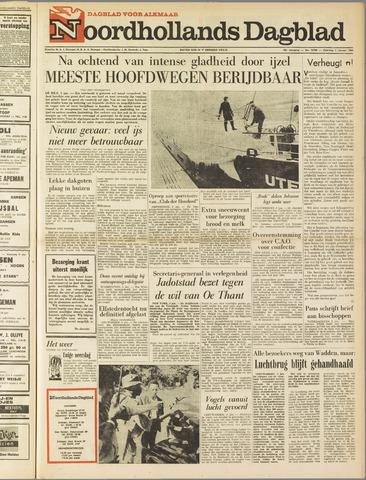 Noordhollands Dagblad : dagblad voor Alkmaar en omgeving 1963-01-05