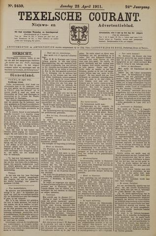 Texelsche Courant 1911-04-23