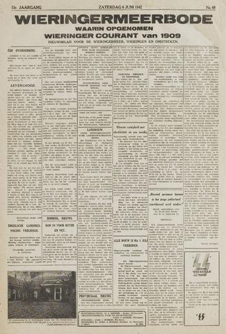 Wieringermeerbode 1942-06-06
