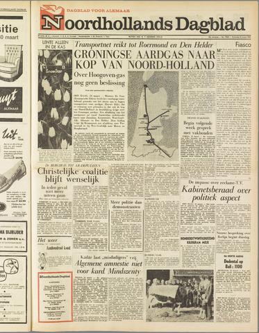Noordhollands Dagblad : dagblad voor Alkmaar en omgeving 1963-03-23