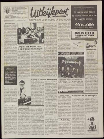 Uitkijkpost : nieuwsblad voor Heiloo e.o. 1992-02-12