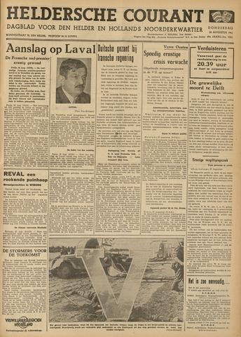 Heldersche Courant 1941-08-28