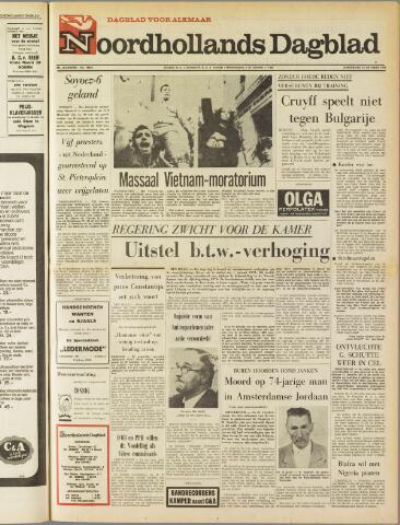 Noordhollands Dagblad : dagblad voor Alkmaar en omgeving 1969-10-16
