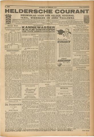 Heldersche Courant 1929-02-16
