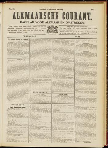 Alkmaarsche Courant 1911-05-10
