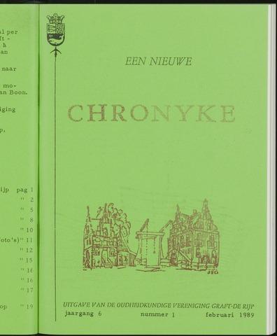 Een Nieuwe Chronyke van het Schermereiland 1989-02-01