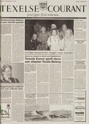 Texelsche Courant 2004-11-12