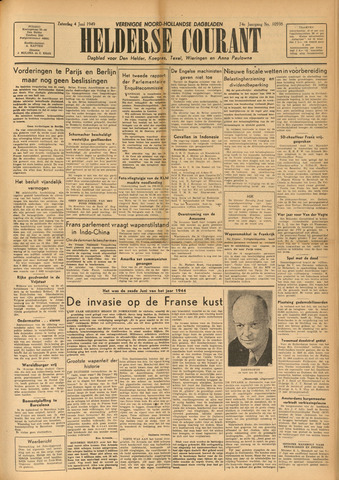Heldersche Courant 1949-06-04