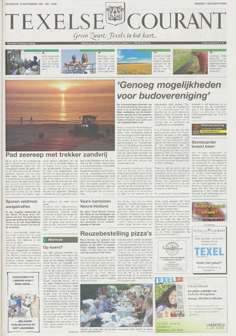 Texelsche Courant 2009-08-07