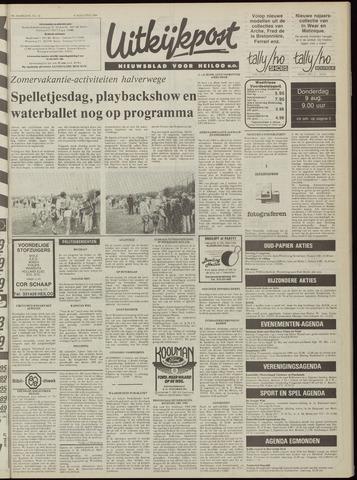 Uitkijkpost : nieuwsblad voor Heiloo e.o. 1984-08-08