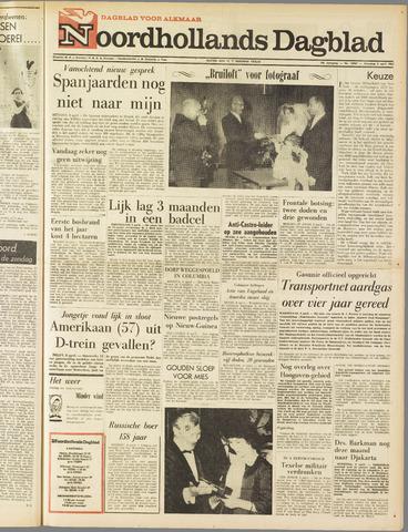 Noordhollands Dagblad : dagblad voor Alkmaar en omgeving 1963-04-08