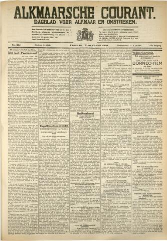 Alkmaarsche Courant 1930-10-24