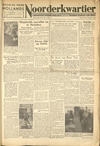 Heldersche Courant 1942-01-16