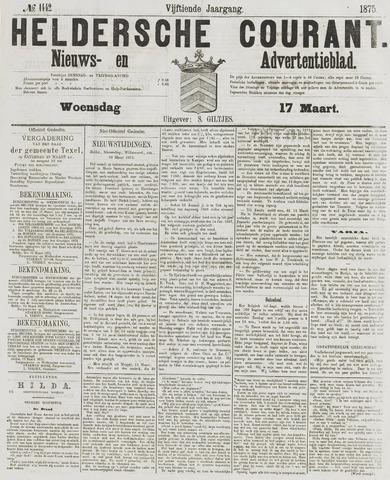 Heldersche Courant 1875-03-17