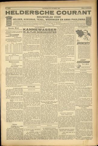 Heldersche Courant 1927-10-22