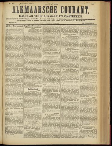 Alkmaarsche Courant 1928-11-23
