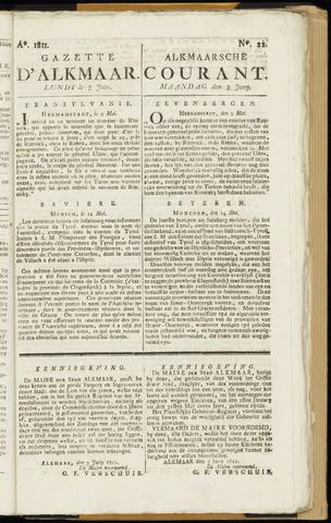 Alkmaarsche Courant 1811-06-03