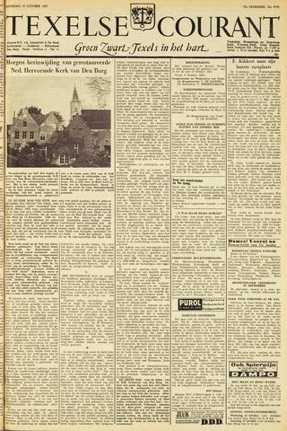 Texelsche Courant 1953-10-10