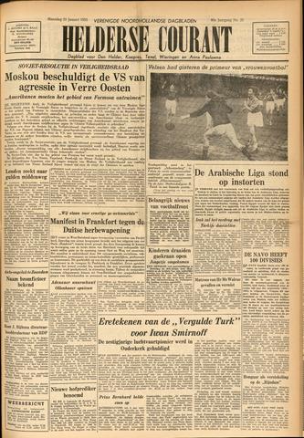 Heldersche Courant 1955-01-31