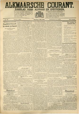 Alkmaarsche Courant 1933-05-09
