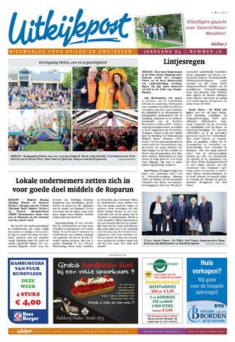 Uitkijkpost : nieuwsblad voor Heiloo e.o. 2018-05-02