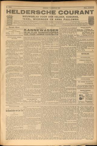 Heldersche Courant 1928-08-07