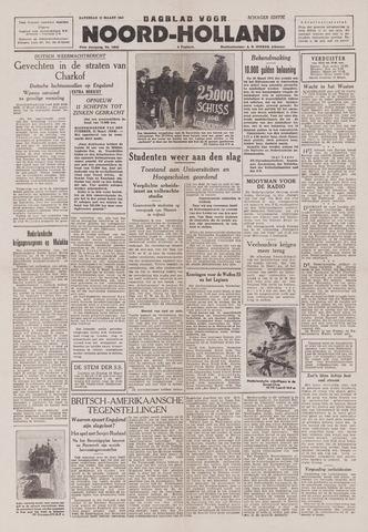 Dagblad Noord-Holland, Schager editie 1943-03-13
