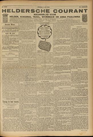 Heldersche Courant 1923-07-03