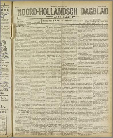 Ons Blad : katholiek nieuwsblad voor N-H 1921-08-10