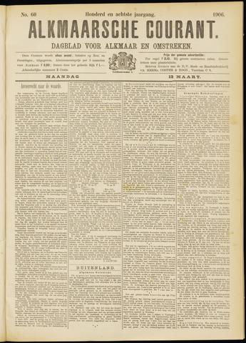 Alkmaarsche Courant 1906-03-12