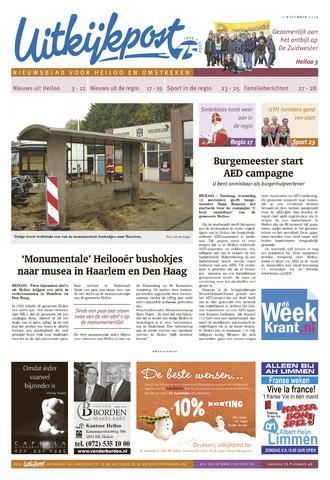 Uitkijkpost : nieuwsblad voor Heiloo e.o. 2009-11-11