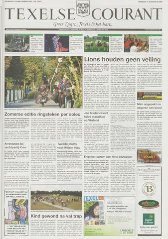 Texelsche Courant 2009-08-11