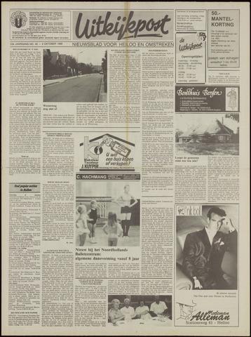 Uitkijkpost : nieuwsblad voor Heiloo e.o. 1988-10-05