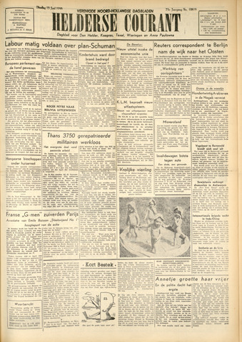 Heldersche Courant 1950-06-13