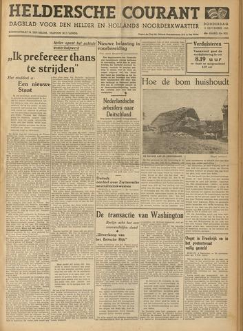 Heldersche Courant 1940-09-05