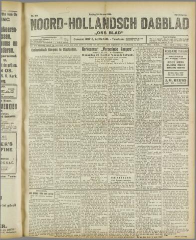 Ons Blad : katholiek nieuwsblad voor N-H 1922-10-20