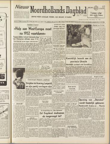 Nieuw Noordhollandsch Dagblad : voor Alkmaar en omgeving 1950-06-10