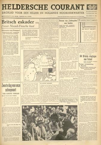 Heldersche Courant 1940-02-22
