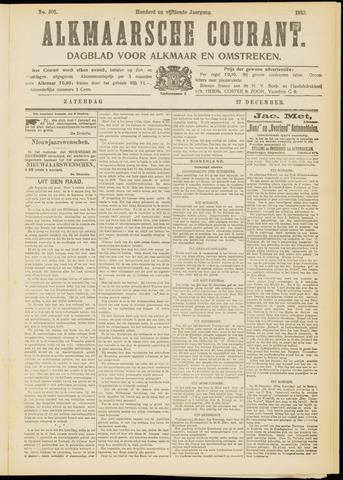 Alkmaarsche Courant 1913-12-27