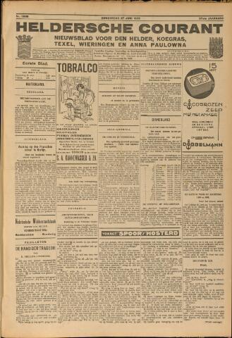 Heldersche Courant 1929-06-27