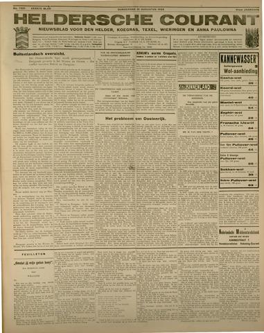 Heldersche Courant 1933-08-31