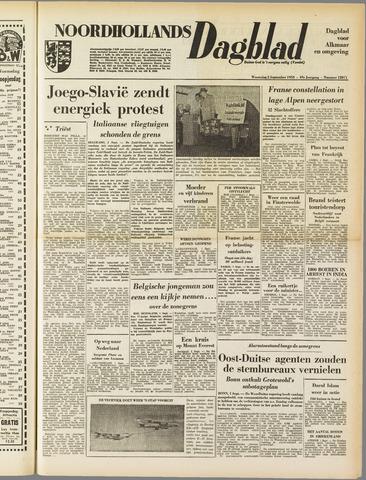 Noordhollands Dagblad : dagblad voor Alkmaar en omgeving 1953-09-02