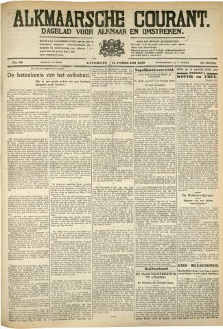 Alkmaarsche Courant 1930-02-15