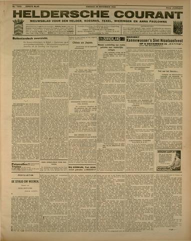 Heldersche Courant 1932-11-29