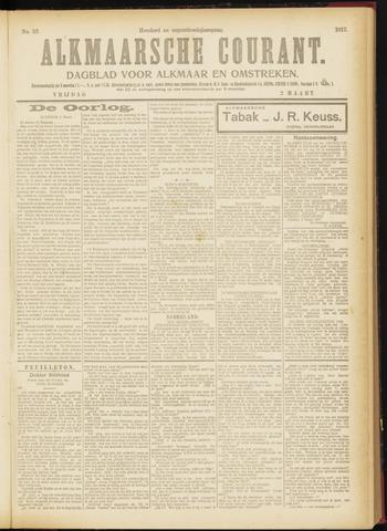 Alkmaarsche Courant 1917-03-02