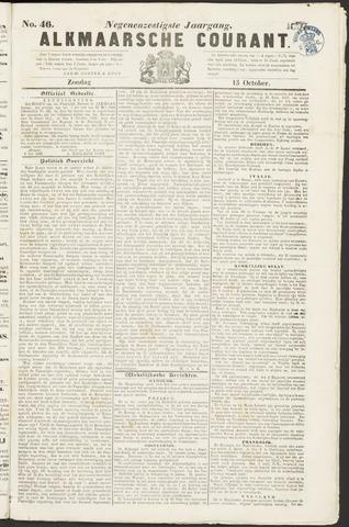 Alkmaarsche Courant 1867-10-13