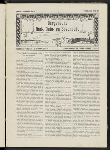 Bergensche bad-, duin- en boschbode 1911-06-16