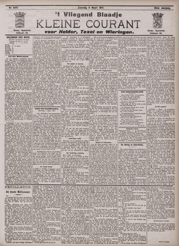 Vliegend blaadje : nieuws- en advertentiebode voor Den Helder 1902-03-08