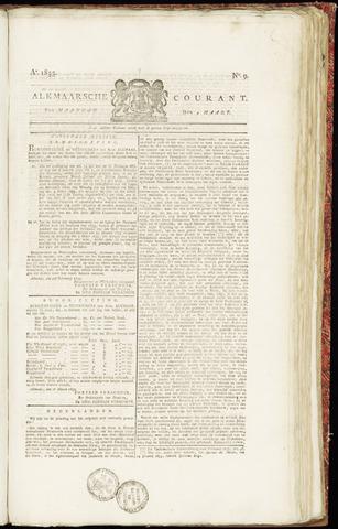 Alkmaarsche Courant 1833-03-04
